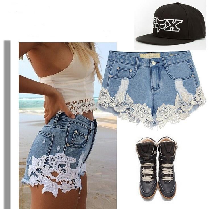 Online Get Cheap Denim Shorts Fashion -Aliexpress.com | Alibaba Group