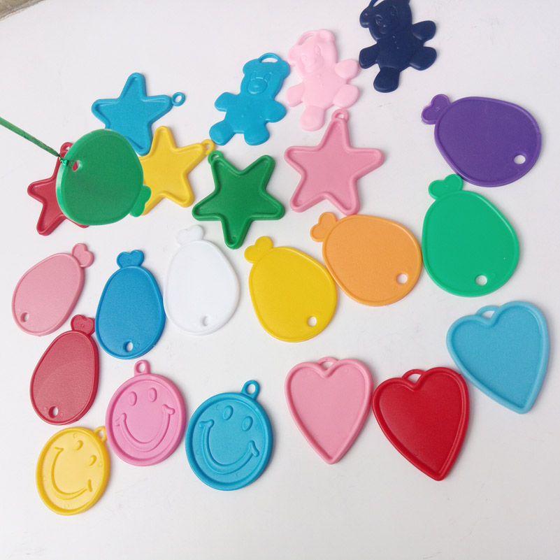 1000pcs fashion pendants Helium balloon gravity blocks Wedding party decorations Event party supplies balloon weights wholesale