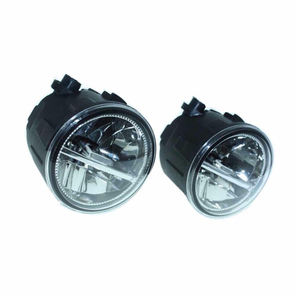 2шт для Инфинити FFX35/37/45/50 землечерпалка ex35/37 М37/56 FX30D 2006-2015 Fumper передние светодиодные противотуманные огни автомобиля стайлинг ДХО Н11 светодиодные лампы