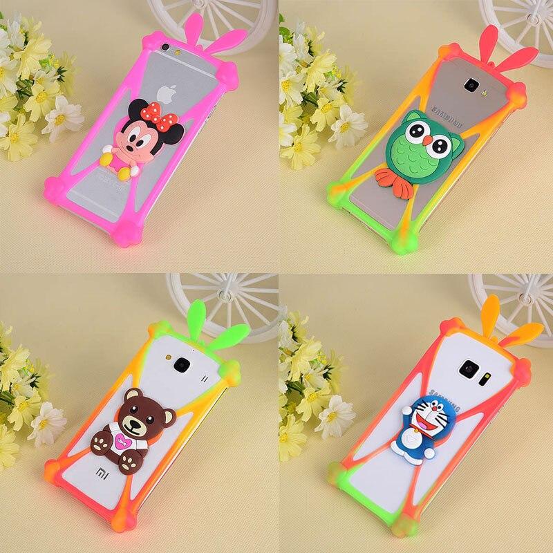 e8a49916dd1 Cartoon Animals Soft Silicone Cover Bumper For LG Optimus G2 mini D620 D410/ G2