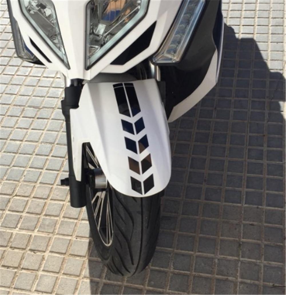 オートバイ形状反射ステッカーホイールフェンダーデカール装飾ホンダ CBR650F CB650F CBF1000 VF750S セイバー VFR750 VFR800