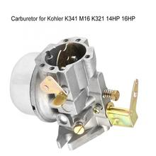 Carburador de moto Replacement Carb Carburetor for Kohler K341 M16 K321 Cast Iron 14HP 16HP motorcycle parts Metal Car New