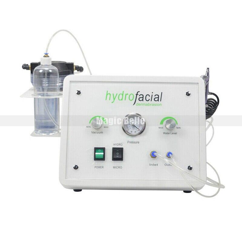 Аппарат для гидродермабразии нового поколения, пилинг для лица, Spa, Алмазная дермабразия, для использования в салонах