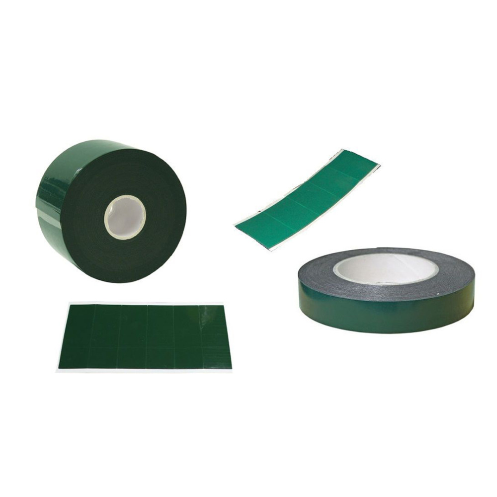 Strong Waterproof Adhesive Double Sided Foam Tape For Car Trim Plate Mirro Hot Selling 19MM*10M