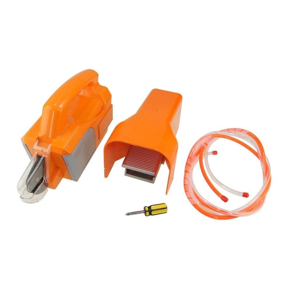 Outils de sertissage mobiles à borne pneumatique à Air comprimé Extra 10 matrices