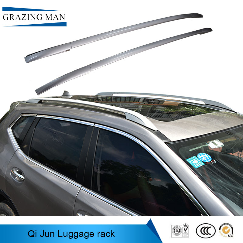roof rack roof rails roof luggage rack carrier fit for nissan xtrail 2014 2015 2016 2017 2018 2019 2020 screw model
