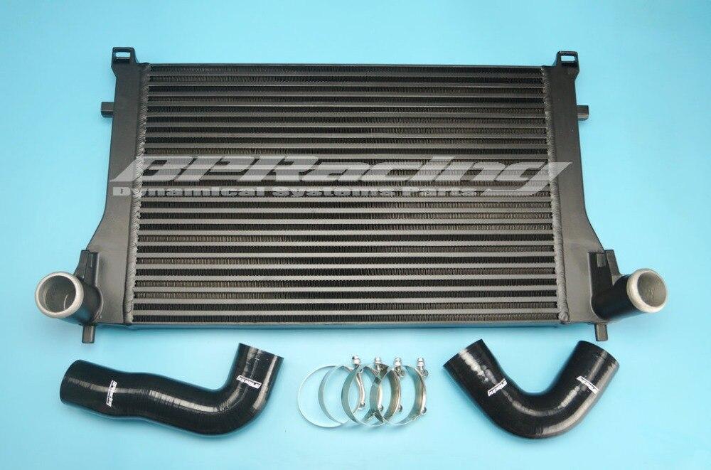 Kit de tuyaux intercooler pour AUDI A3/S3/VW GOLF GTI R MK7 EA888 1.8 T 2.0 T TSI noir