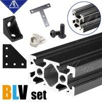 Hot!Mellow 3D Printer Parts BLV mgn Cube Frame kit & Hardware Kit For DIY CR10 3D Printer Z height 365MM
