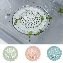Vaciamiento flower fregadero de la cocina colador de baño accesorios grifo inodoro suministros gel de sílice utensilios de cocina nueva llegada e