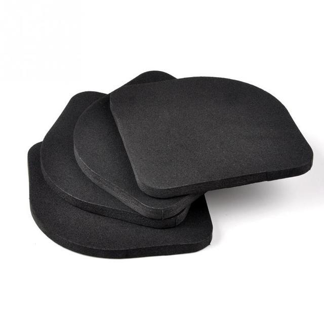 4 pz/set di Lavaggio di Alta Qualità macchina di shock pad antiscivolo tappetini