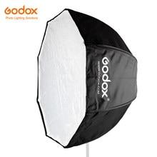 Godox 95 см 37,5 дюймов портативный восьмиугольный софтбокс зонт отражатель для вспышки Speedlight