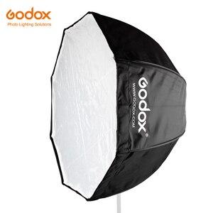 Image 1 - Godox 95cm 37.5in Portable Octagon Softbox Umbrella Brolly Reflector for Speedlight Flash
