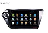 Glonass 9 Inch Quad Core Android 5 1 1 Car Dvd Gps For Kia Rio K2