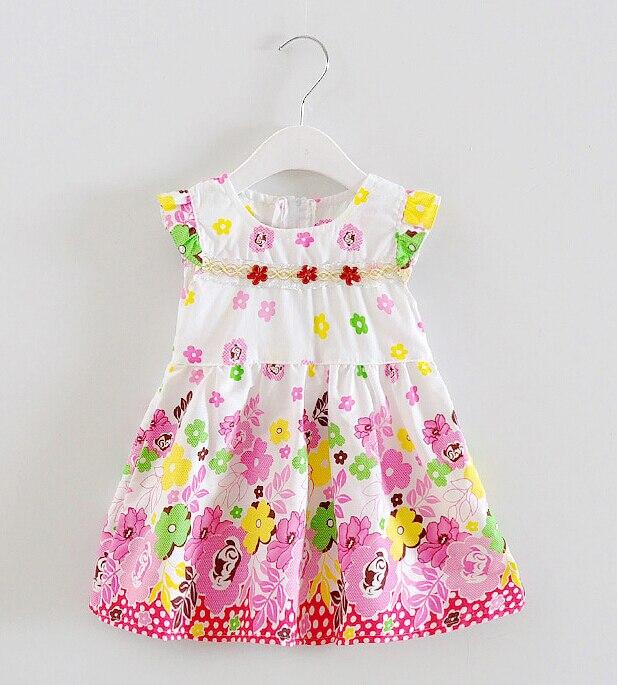Bekamille Girl Princess Dress 2018 New Fashion Children Girls Dress Baby Kids Clothing Set 3 colors