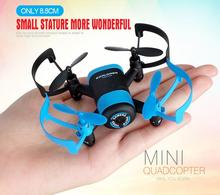 MIni Drone With Wifi FPV Camera JXD 512W 2 4Ghz UFO Mini One Key return Headless
