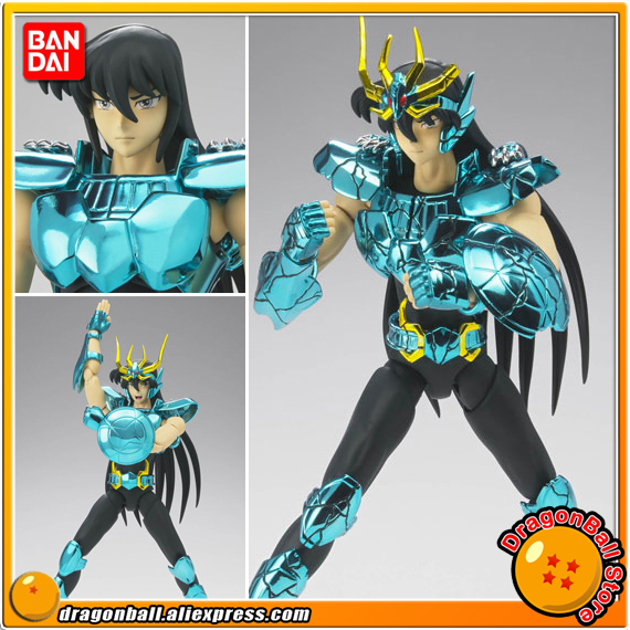 Saint Seiya Original BANDAI Tamashii Nations Saint Cloth Myth EX Action Figure - Dragon Shiryu(New Bronze Cloth) saint seiya original bandai tamashii nations saint cloth myth ex action figure andromeda shun new bronze cloth