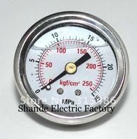 диаметр диска: 60 мм 0-0.25 МПа манометр электрического контакта
