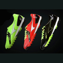 Soccer shoes with TF studs for men women boys football training shoes