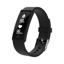Good Wristband Blood Stress Coronary heart Price Monitor bracelet  Bluetooth Smartband Sports activities Males Wristbands Band for android iOS cellphone