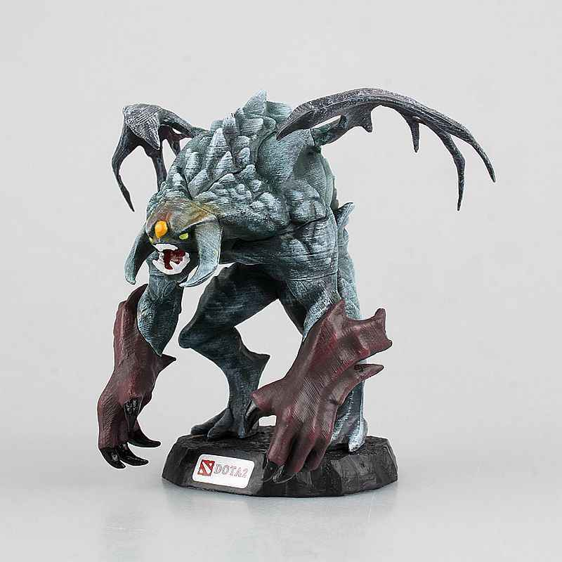 2018 NEW Popular Hot 12cm PVC Action Figures Limited Dota 2 Game Roshan Character Collection dota2 Toys Christmas Gifts