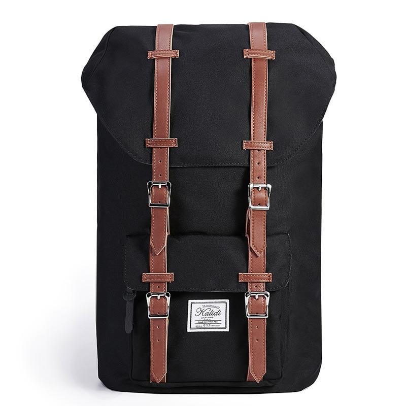KALIDI Backpack Men High Quality Male Backpack School Bags 13.3-17.3 inch Bagpack Notebook Backpacks Waterproof laptop backpack kalidi 2pcs set backpack