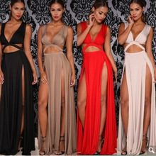 sexy slips long full slips women intimates hot four colors