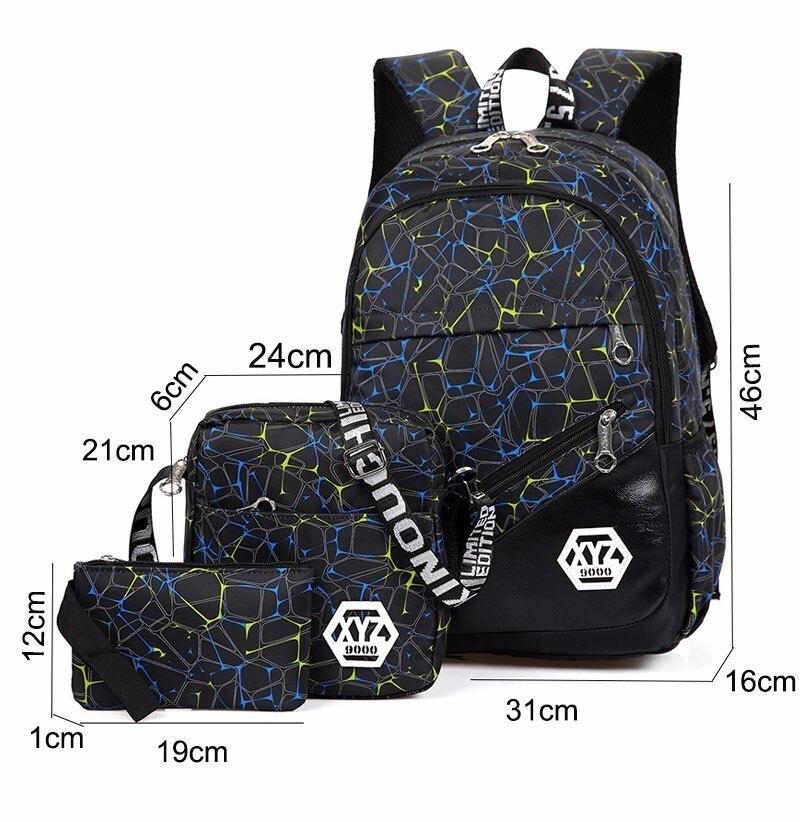 Oxford Bagpack