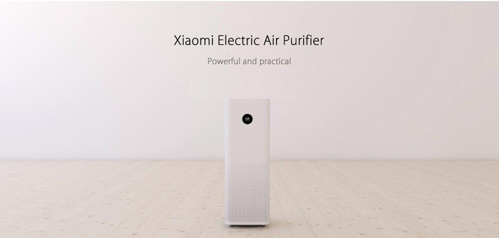 xiaomi air purifier pro