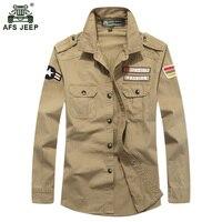 Men S Combat Shirt U S Military Shirt Breathable Brand Long Sleeve Shirt Spring Casual Army
