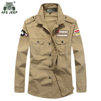 Men S Combat Shirt U S Military Shirt Breathable Brand Long Sleeve Shirt Spring Casual Army