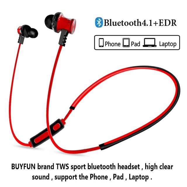 V4.1 + EDR Collo TWS Cuffie Bluetooth Sport Auricolare Bluetooth Auricolari  Per Apple iPhone 37e7d66337c8