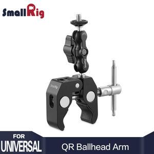 Smallrig Camera-Clamp Ballhead-Arm Monitor Viewfinder Video-Handlebar Magic-Arm