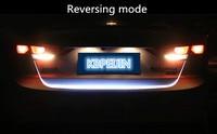 Accessories LED Dynamic Trunk Strip Lighting Rear Tail light Sticker for infiniti fx35 q50 g35 g37 qx70 qx50 fx fx37 car styling