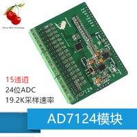 AD7124 AD7124 Module 24 Bit ADC AD Module High Precision ADC Acquisition Data Acquisition Card