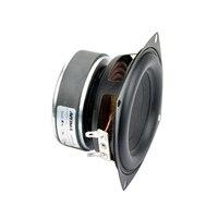 AIYIMA 1PC 4 inch Hi Fi 8ohm / 4ohm Subwoofer Speaker Audio Super Bass Woofer Loudspeaker 40W High Power Speakers