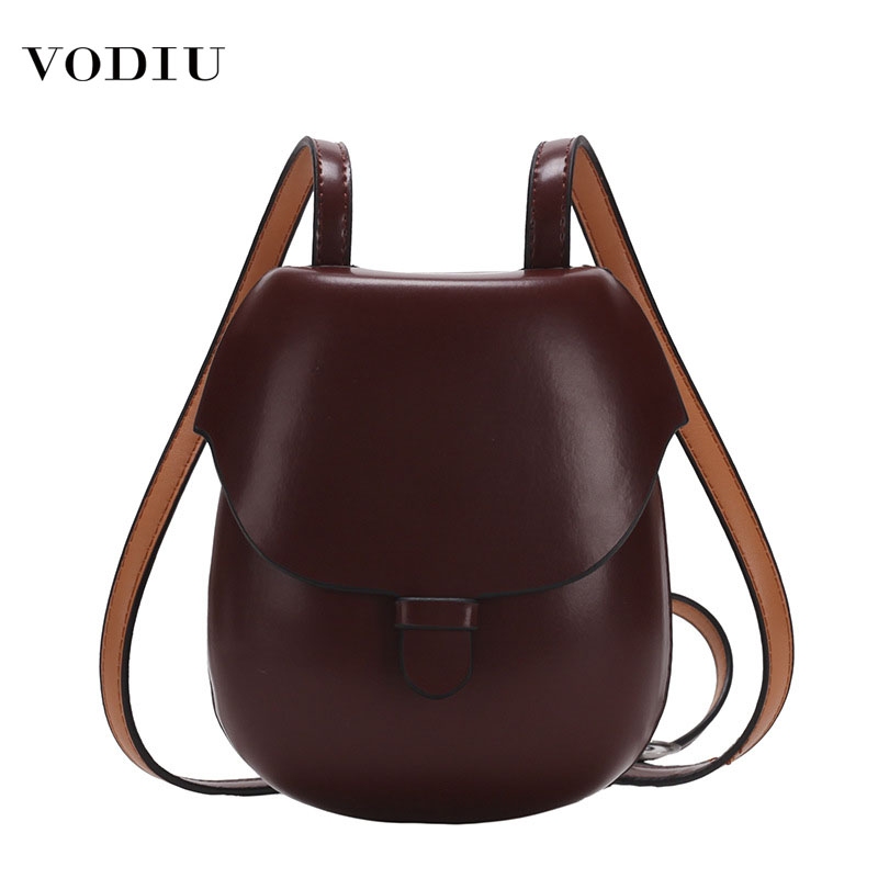 Women Shoulder Crossbody Bag  Hot Sale Small New Retro Simple Horseshoe Packet Strap Design Sac A Main Female Messenger Bags