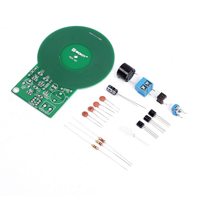 Electronic Metal Detector DIY Kit