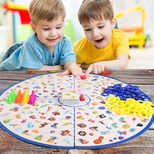 цена на Adults Kid Detectives Looking Chart Puzzle Board Game  Plastic Education Game Brain Training Games Strategy Card Party Games
