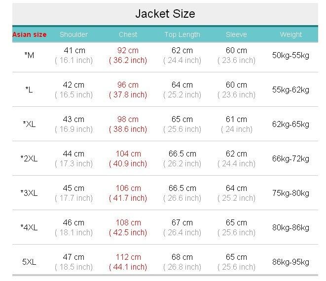 Men Jacket Size 2