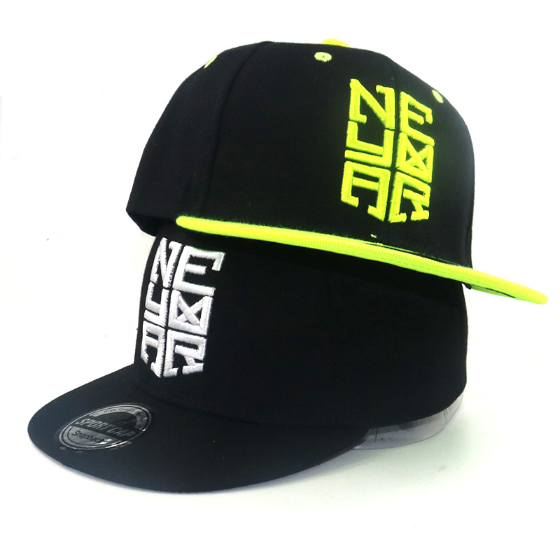2018 Brand hat Children Soccer Star Neymar NJR   caps   bone Embroidery Kids   Baseball     Cap   Hat Boys Girls Sports Snapback Hip-hop   Cap