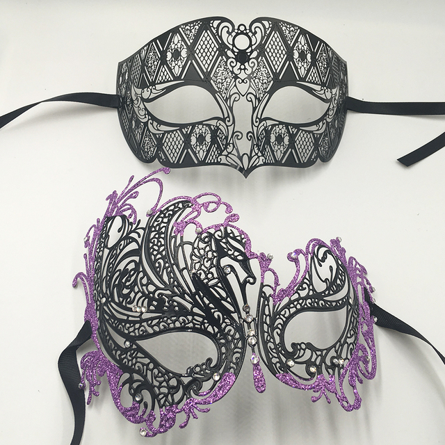 Couple Mask Set