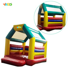 Mini Kids Commercial Indoor Inflatable Bouncers House Moonwalk for Sale