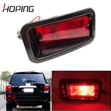 Надеясь авто задний бампер туман свет лампы для TOYOTA Highlander 2009-2011 с лампой Тюнинг автомобилей заднего света
