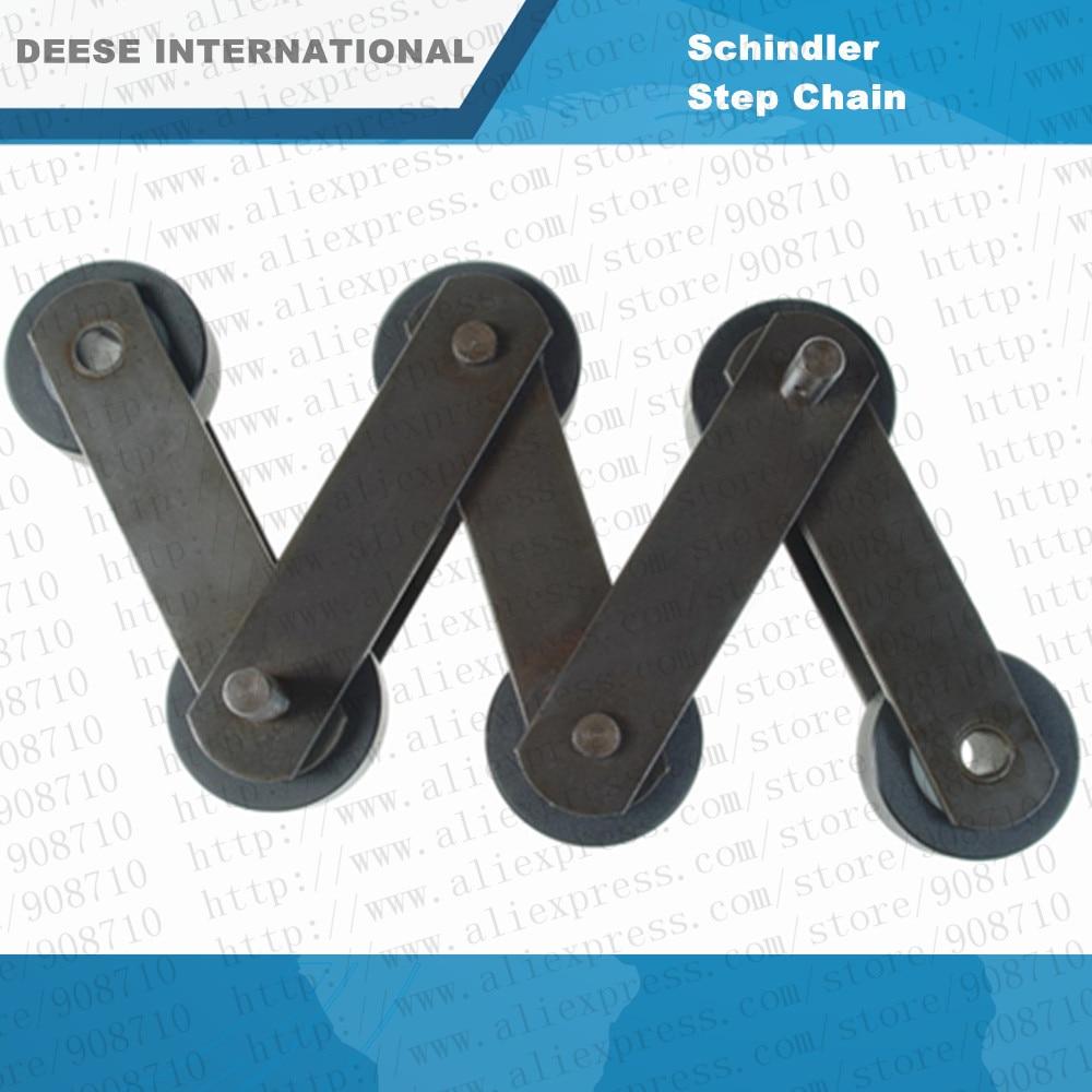 Schindler Escalator Step Roller Chain for AE9300 escalator Lift Professional elevator parts manufacturer