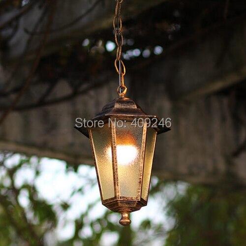 European Garden Light Garden Ball Column Light Waterproof