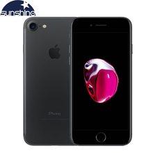 Оригинальный разблокированный смартфон Apple iPhone 7 4G LTE 2G ram 256 GB/128 GB/32 GB rom IOS 10 quad core 4,7 »12. 0 MP мобильный телефон