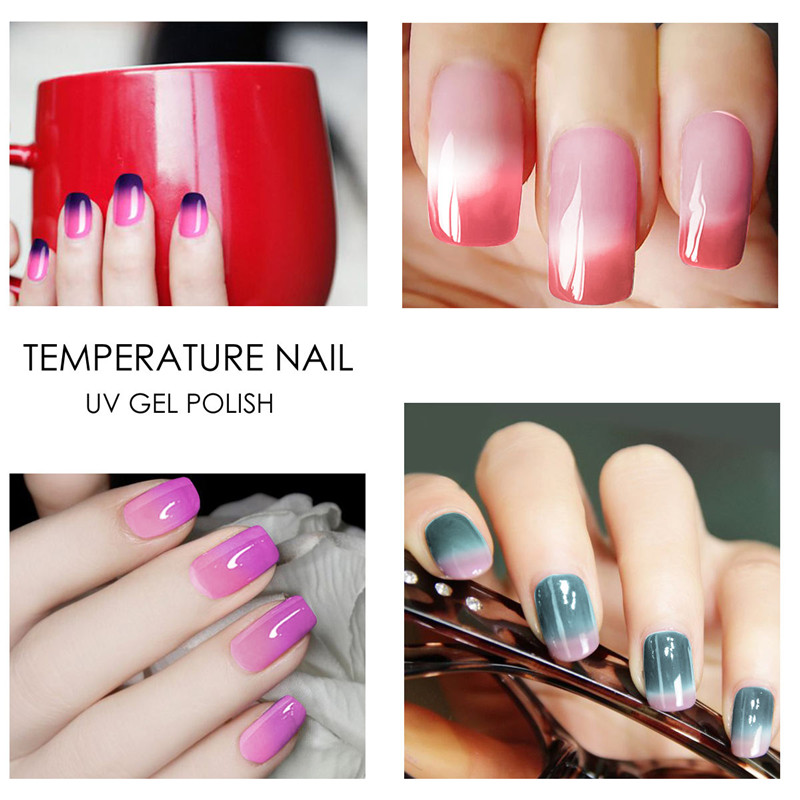 FOCALLURE I'm Gel Polish Nail Perfect Temperature Changing