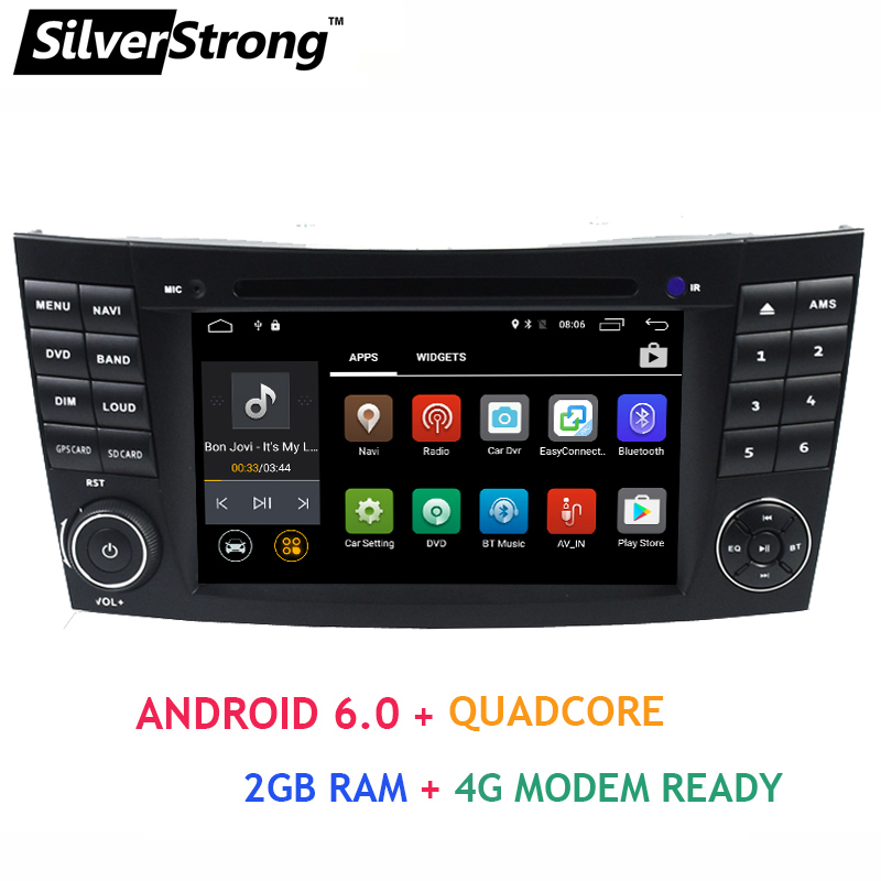 Buy update android6 0 car dvd for for Mercedes benz navigation update