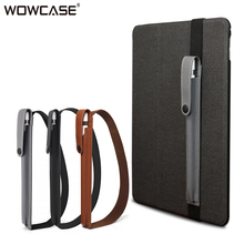 WOWCASE font b Tablet b font Pencil PU Leather Case Sleeve Pouch Cover Bag Holder Travel