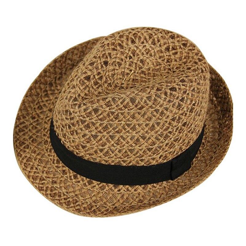 New Ladies Straw Hat On The Market Summer Travel Sunshade Jazz Hat Beach Street Photographer Hat